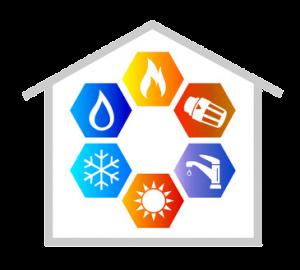 Haustechnik von Schöffel – Heizung, Sanitär, Solaranlagen, Kälte, Klima, Lüftung, Wasser, Brennwerttechnik – aus einer Hand.