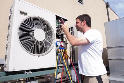 Lüftungs- und Kühlungs-Techniker